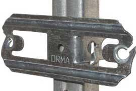Staffa Distanzia Fili ORMA vista Frontale